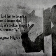 Langston Hughes Quote use as catalyst of metaphors on life, dreams ...