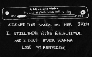 ... match into water lyrics pierce the veil a match into water ptv quote