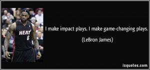 Make a Big Impact Quote