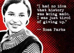 Rosa Parks Quotes HD Wallpaper 2