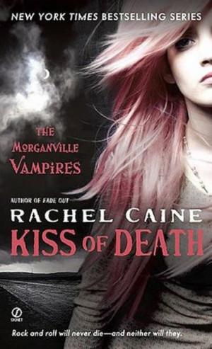Kiss of Death by Rachel Caine