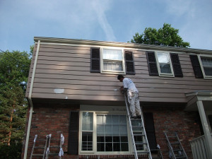 home professionally painted before collecting house painting quotes ...