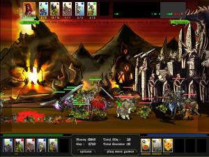 Epic War Game Wallpaper