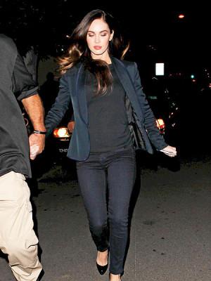 Megan Fox Discuss Pregnancy Weight