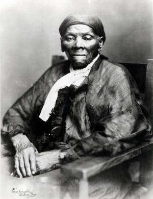 was conductor of the Underground Railroad for eight years, and I ...