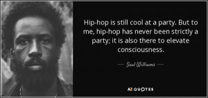 Saul Williams Quotes
