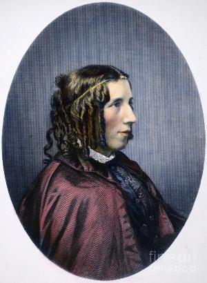 Harriet Beecher Stowe, by Granger; www.fineartamerica.com