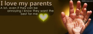 Love My Parents Quotes I Love My Parents Quotes