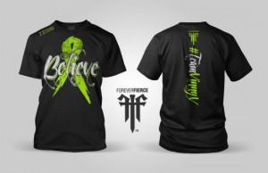 Team VinnyV t-shirts designed for Monroe-Woodbury freshman Vinny Vespa ...
