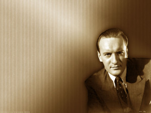 George Sanders Wallpaper