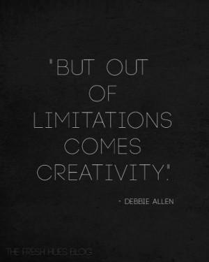 Debbie Allen #quotes