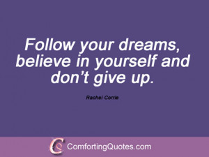 Quotes On Chase Your Dreams