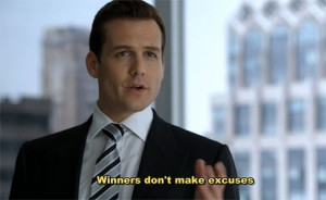... (2011 TV Series) : Which is Harvey Specter's most memorable quote