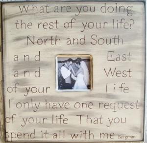 with quote, picture frame with quote, picture frame, wholesale picture ...