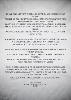 act of valor quote