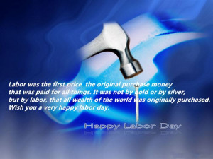 Meaningful Happy Labor Day 2015 Wishes To Employees