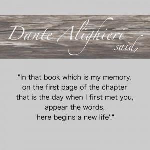 15+ Impressive Dante Alighieri Quotes