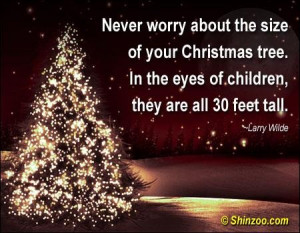 Quotes About Christmas Trees. QuotesGram
