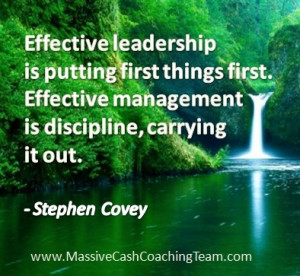 Inspirational Quotes Stephen Covey