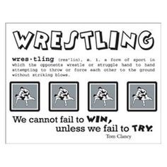 College Wrestling Quotes Wrestling