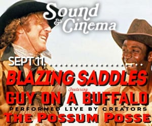 "Presents: Austin Sound & Cinema – ""Blazing Saddles"" Quote ..."