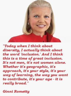 Ginni rometty famous quotes 5