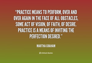 Quotes About Practice