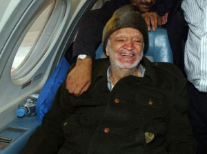 ... Body of Yasser Arafat After Evidence of Radiation Poisoning Alleged