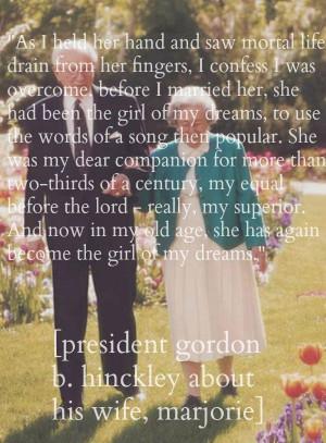The girl of my dreams....so beautifully said.