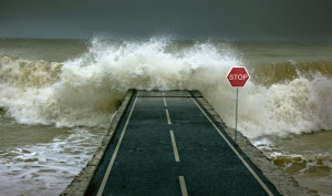 ... : New York City Suspends Public Transport as Hurricane Sandy Whi
