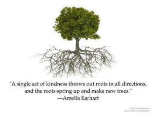 Random Acts of Kindness Quote