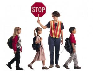 Pedestrian Safety Tip Card