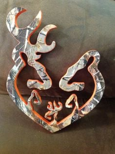 TRIPLETS BROWNING Emblem Wall Decor by TheCrossedCupcake on Etsy, $30 ...