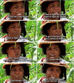 The Color Purple quotes,The Colo...