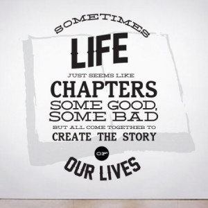 Home » Chapters of Life
