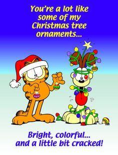 garfield christmas funny odie garfield funny quotes humor christmas ...