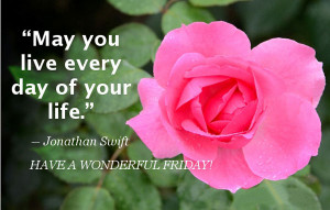 Have A Wonderful Friday Quotes Have wonderful friday !