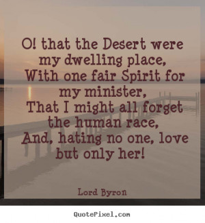 one love but only her lord byron more love quotes inspirational quotes ...