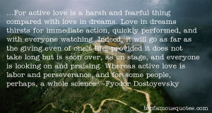 Top Quotes About Harsh Love