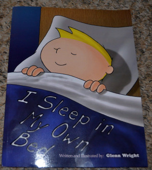Sleep In My Own Bed – Children's Book Review
