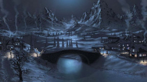 peaceful-winter-night-picture