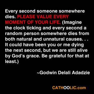 catholic bible quotes on death quotesgram