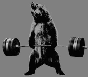 CrossFit has spread to the animal kingdom.