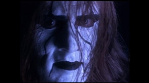 WCW Sting Face Paint