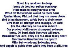 wife s prayer navy quotes navy mom navymom navy prayer military mom ...
