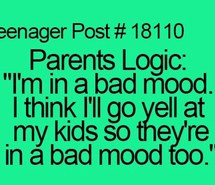 annoying parents quotes