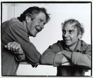 Legendary Lovers: John Cage & Merce Cunningham