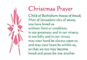 Prayer Quotes For Family Re: christmas quotes