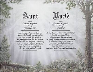 nephew poems from aunt