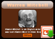 Warren Mitchell quotes